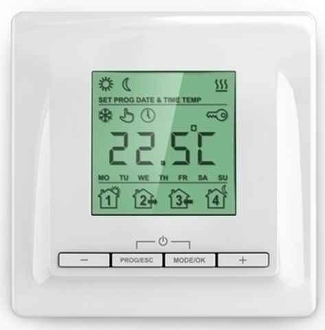 Купить Регулятор температуры ТР 520 в интернет-магазине EG Market ☎ (066) 882 49 97 ✓ лучшие цены ✓ фото и отзывы ✓ бесплатная доставка от 1000 грн