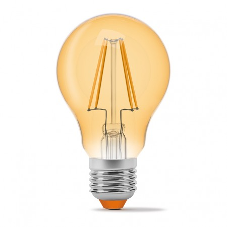 Купить Лампа Filament бронза A60FA E27 7Вт 920Лм 2200К Videx VL-A60FA-07272 (23672) ☎ (067) 440 53 73 ☎ (066) 882 49 97 ✓ лучшие цены ✓ постоянные акции и скидки ✓ отзывы ✓ точка выдачи в Киеве