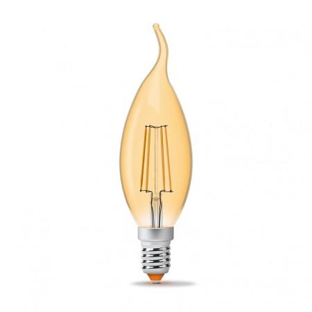 Купить Лампа Filament бронза C37FtA E14 4Вт 360Лм 2200К Videx VL-C37FtA-04142 (23685) ☎ (067) 440 53 73 ☎ (066) 882 49 97 ✓ лучшие цены ✓ постоянные акции и скидки ✓ отзывы ✓ точка выдачи в Киеве