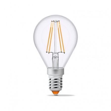 Купить недорого Лампа Filament G45F E14 4Вт 360Лм 4100К Videx VL-G45F-04144 (23687) ☎ (066) 882 49 97 ✓ лучшие цены ✓ бесплатная доставка по Украине ✓ отзывы и фото ✓ точка выдачи в Киеве