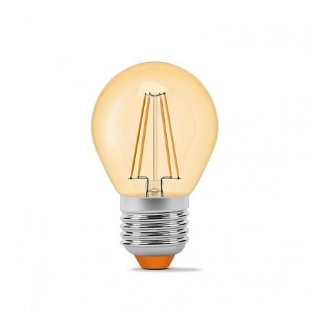 Купить Лампа Filament бронза G45FA E27 4Вт 360Лм 2200К Videx VL-G45FA-04272 (23690) ☎ (067) 440 53 73 ☎ (066) 882 49 97 ✓ лучшие цены ✓ постоянные акции и скидки ✓ отзывы ✓ точка выдачи в Киеве