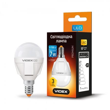 Купить недорого Лампа G45 E14 7Вт 700Лм 4100К Videx VL-G45-07144 (24008) ☎ (066) 882 49 97 ✓ лучшие цены ✓ бесплатная доставка по Украине ✓ отзывы и фото ✓ точка выдачи в Киеве