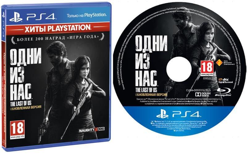 <p>Описание: <strong><br/>The Last of Us: Оновлена версія [PS4, Russian version] PlayStation 9422372</strong><br/>Тип: <strong>Игры</strong><br/>Тип носителя: <strong>Blu-ray</strong><br/>Размер, мм: <strong>10x130x160</strong><br/>Вес, г: <strong>86</strong></p><br/><p>Дополнительное описание:<br/>Главный игра поколения теперь на PS4. В мире, разрушенном Пандемия, Превратности судьбы заставляют Джоэла и Элли действовать сообща, чтоб выжить в опасном путешествии по руинах США. Особеннстей обновленной версии: Исследуя прекрасный опустошенный мир, благодаря производительности; Узнайте о прошлом Элли из однопользовательских дополнения; Оставшиеся позади; Боритесь за выживание на заброшенных и возвращенных территориях: восемь новых карт и режим высокой сложности для сюжетной кампании. Внутриигровые комментарии творческого директора и актеров к заставкам</p>